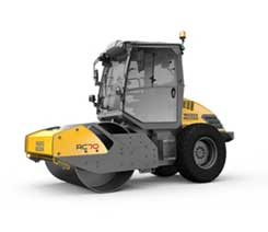 Compaction equipment rentals in Northern BC
